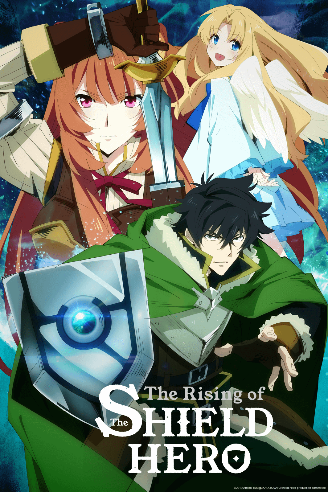 The Rising of the Shield Hero – English Cast Now Revealed!