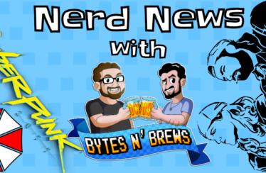 Nerd News with Bytes N' Brews: Creative Writer Leaves Cyberpunk 2077, Resident Evil Netflix Series, Jay & Silent Bob Reboot