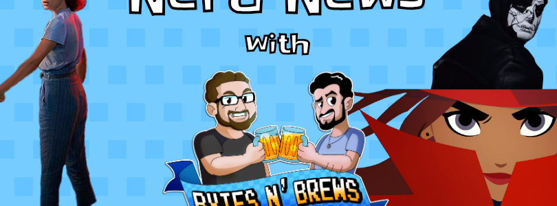 Nerd News with Bytes N' Brews: Punisher, Carmen Sandiego, Stranger Things