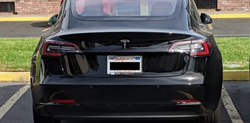 Tesla Model 3 First Drive