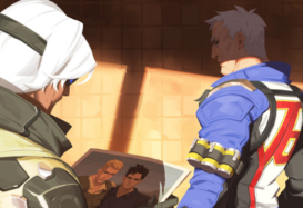 In New Short Story, Soldier 76 revealed to be a Member of LGBTQ+ Community