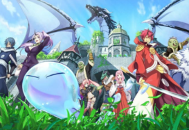 Anime Series That Time I Got Reincarnated as a Slime Will Be Loved by MMO Gamers