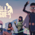 Stop What You Are Doing and Get Independent Comic Series Trill League