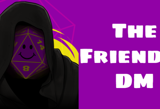 Interview with The Friendly Dungeon Master!