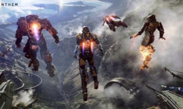 After Underwhelming Release, BioWare vows to Improve 'Anthem'