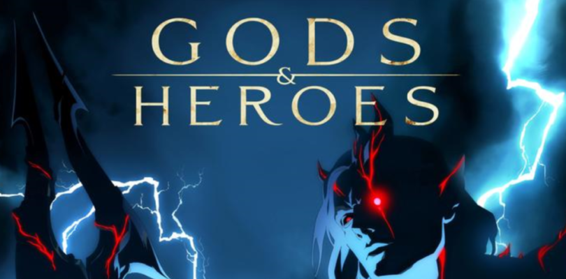 Netflix Has Ordered Eight Episodes of Gods & Heroes, an Original Anime Series