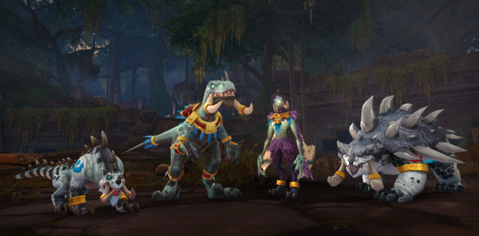 Allied Races, Q&A, and Character Service Sales, Oh My! But