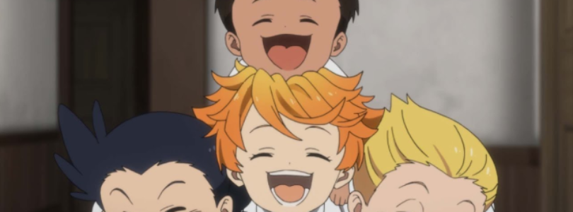 "Five Reasons You Should Be Watching ""The Promised Neverland"""