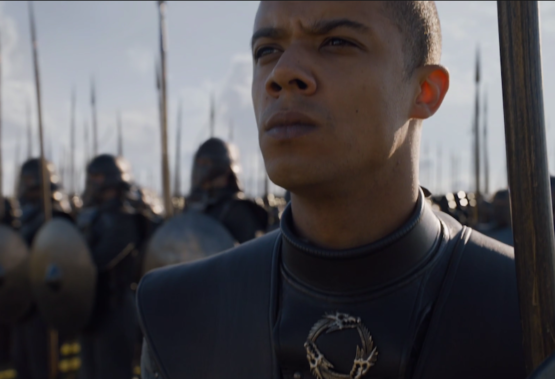 Grey Worm of Game of Thrones aka Raleigh Ritchie is a Wicked Talented Singer