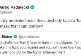 Jared Padalecki (Sam from Supernatural) VS. Justin Bieber?