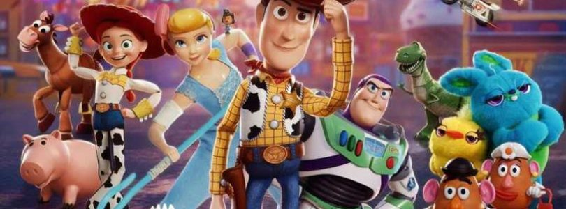 Toy Story Four-getable
