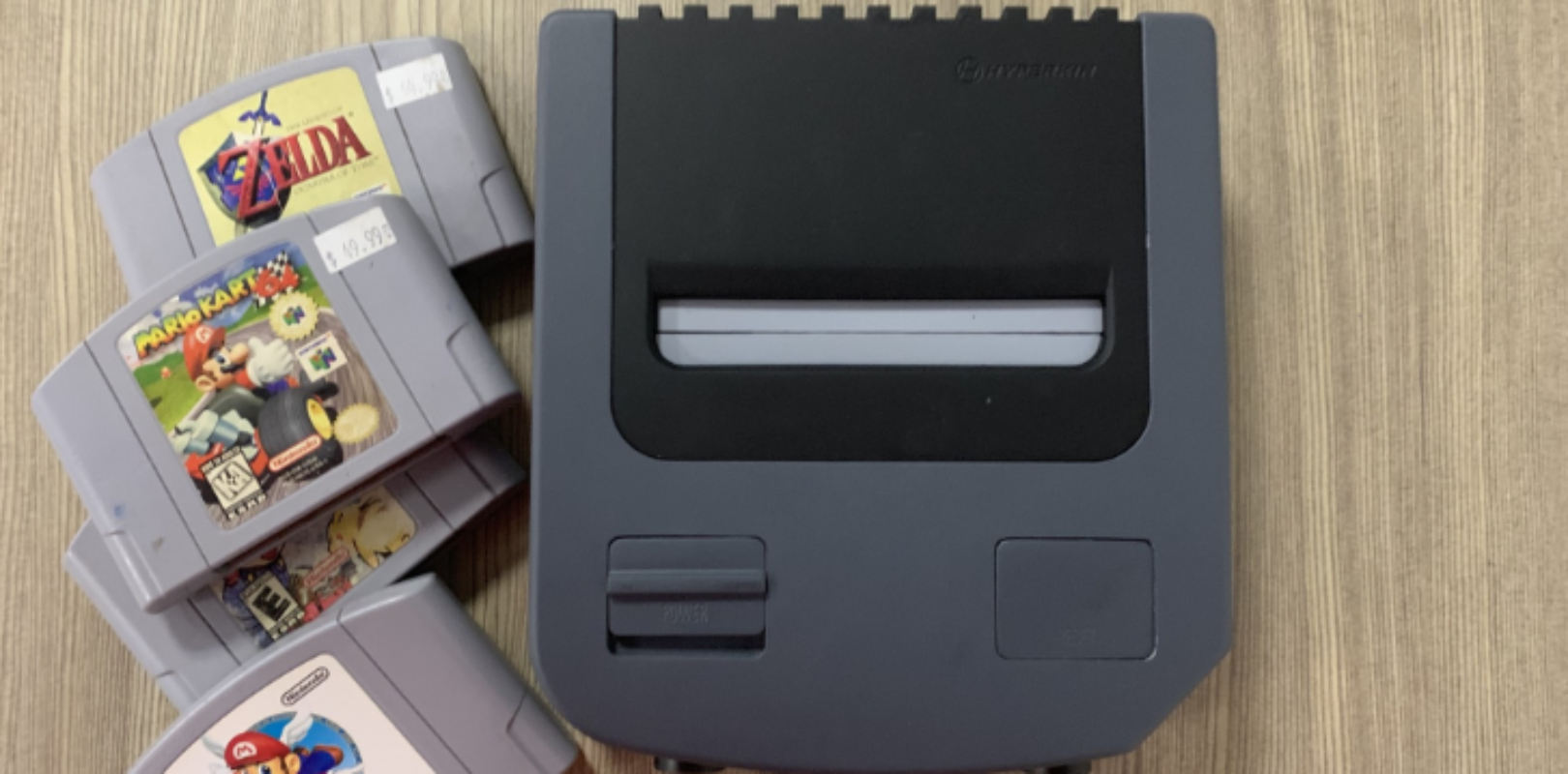 The Rebirth of an Era: New Console Ultra Retron to Replace Nintendo