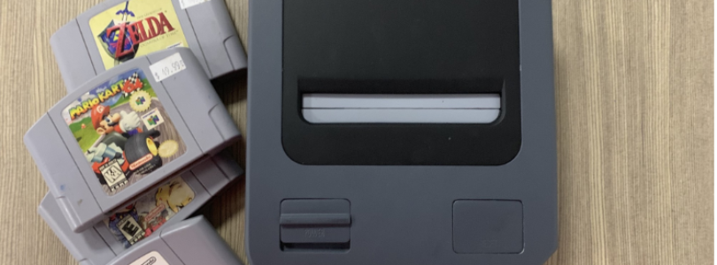The Rebirth of an Era: New Console Ultra Retron to Replace Nintendo 64
