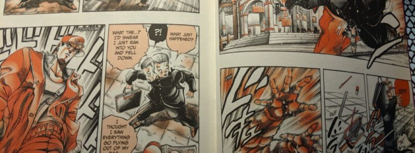 The Awesome That is JoJo's Bizarre Adventure Part 4: Diamond is Unbreakable Manga