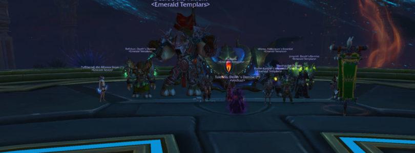 WoW Raid Review: Azshara's Eternal Palace Normal/Heroic (Partial)
