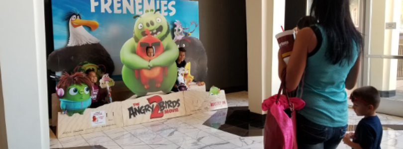 Angry Birds 2: Family-Friendly, Animated Hilarity