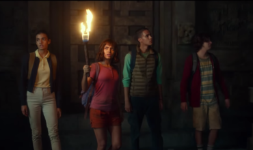 Dora and the Lost City of Gold Review + An Interview with Eugenio Derbez