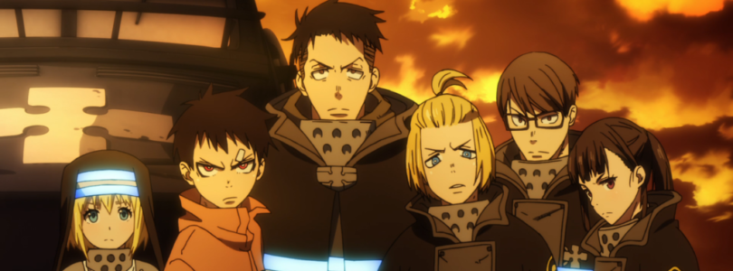 Should You Watch Fire Force?