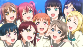 Shelby Mcweeb Attends Press Junket for Members of the Aqours