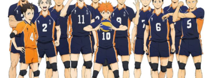 Haikyu!! Season 4 Drops Their Full Title and New Poster