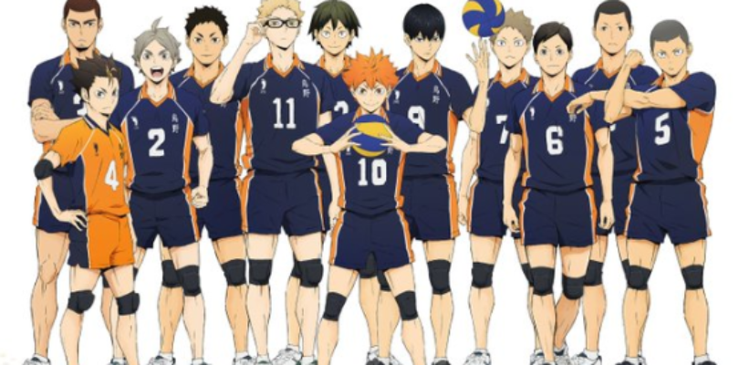 Haikyu!! Season 4 Drops Their Full Title and New Poster