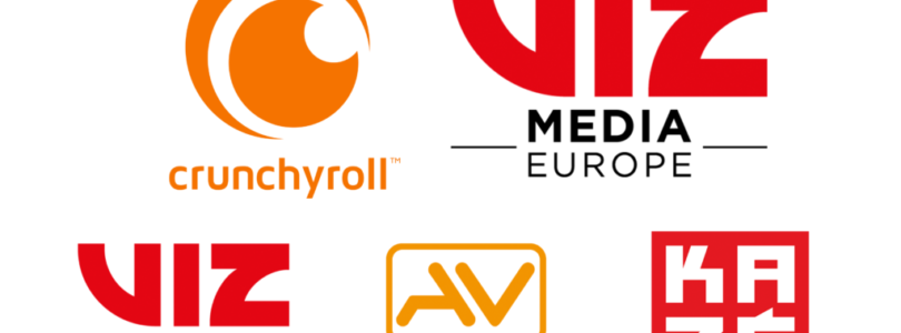 Crunchyroll and VIZ Media Europe Group to Join Forces