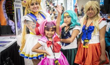 Sailor Doom Slays Los Angeles Comic Con 2019