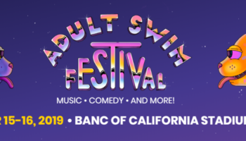 Crunchyroll Hosts Official After-Party at Adult Swim Festival!