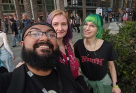 Interview with HazelNuttyGames at Blizzcon 2019!