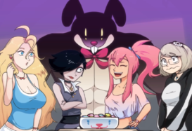 Derpixon's Party Games is NSFW Goodness