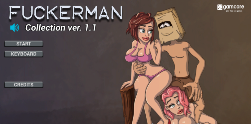 Fuckerman by Bambook is an Animated NSFW Game Gaining Momentum