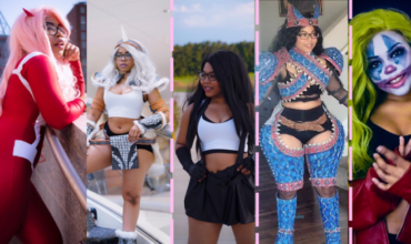 Cosplayer of the Week: Ria Parker