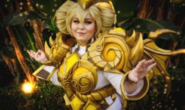 Cosplayer of the Week: Little Sparkz
