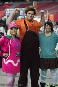 Wreck it Ralph Cosplay
