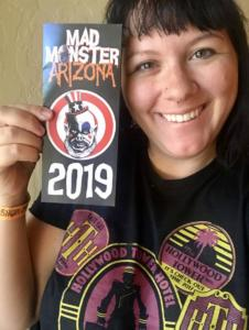 Elyssa - Mad Monster Party Arizona 2019