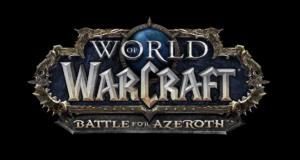 World of Warcraft Battle for Azeroth Logo