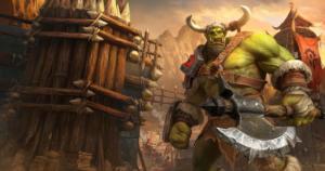 WarcraftIII Orc Wallpaper